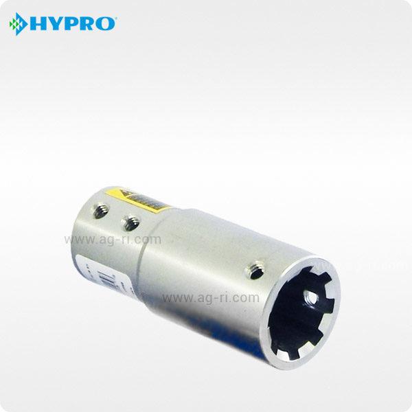 Адаптер 8 шлицев Hypro роликогово насоса