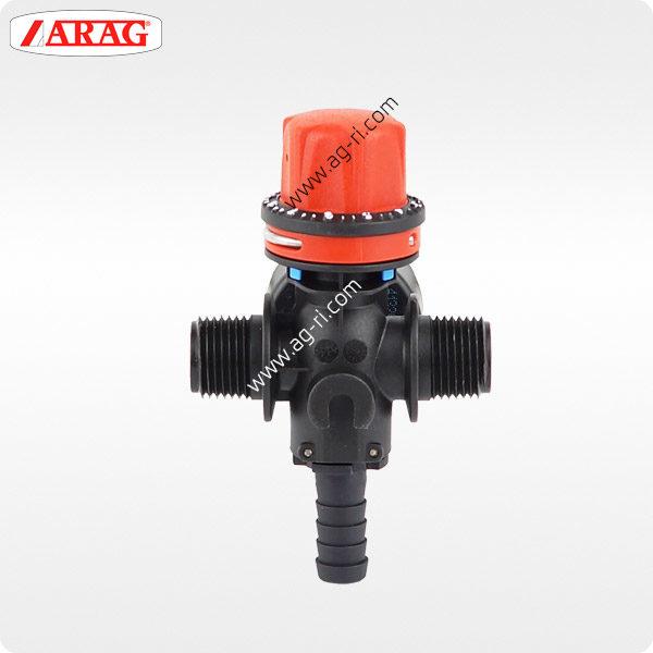 Клапан регулировки давления Arag 9620222 сзади