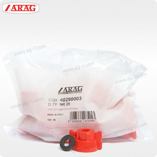 Байонетный колпачёк Arag 40290003