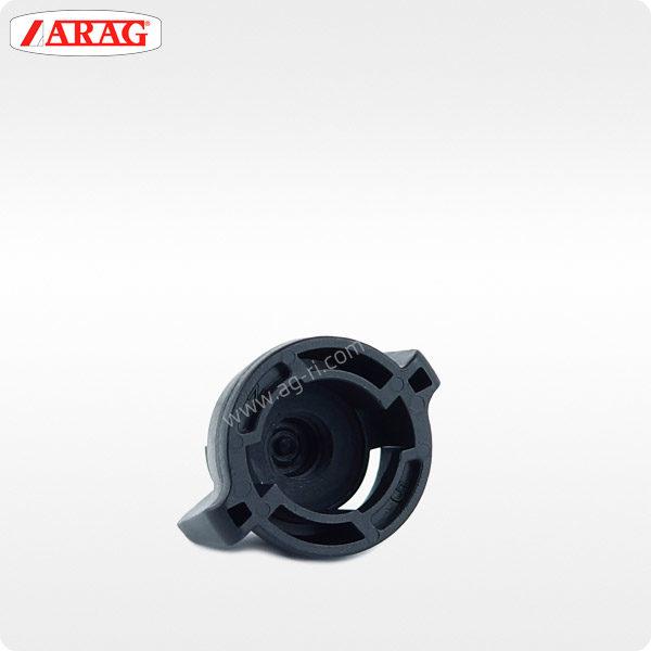 Быстроразъёмная заглушка Arag на трубу