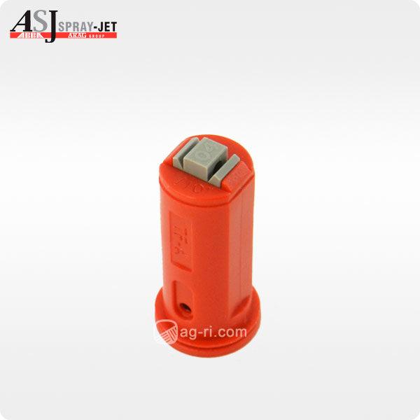 Двухфакельный инжекторный распылитель ASJ TFA сверху