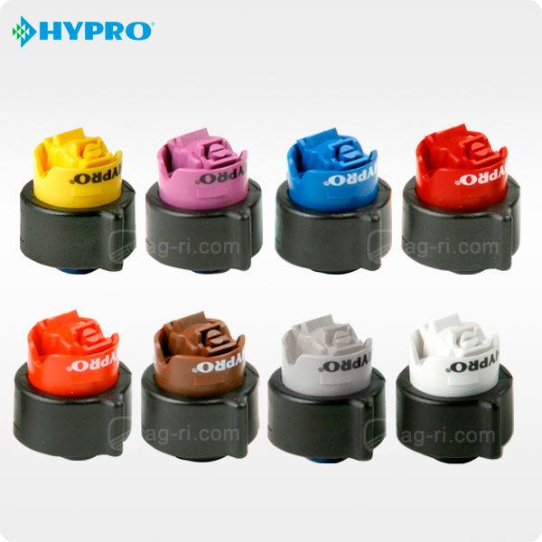 Двухфакельный инжекторный распылитель Hypro GAT все цвета