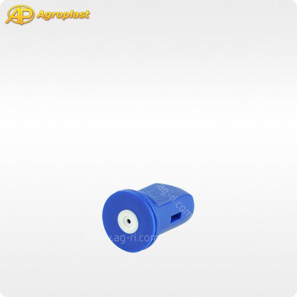 Двухфакельный инжекторный распылитель Agroplast 6MSC2 бок