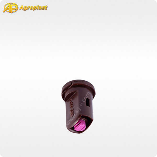 Двухфакельный распылитель Agroplast 6MSP2 вид наконечника