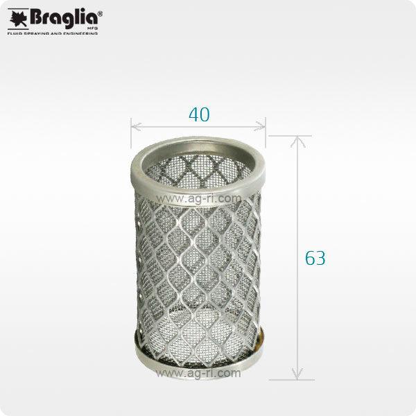 Фильтроэлемент фильтра Braglia M146 латунный