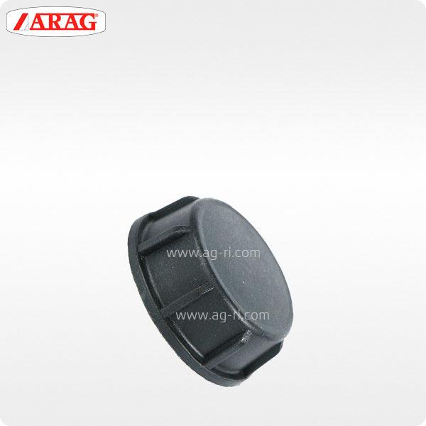 Гайка-заглушка Arag чёрная