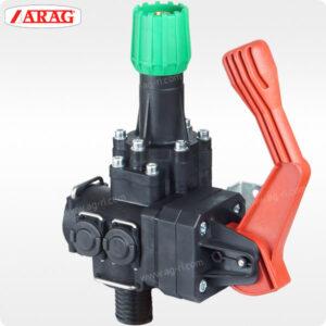 Главный ручной клапан большой 464 регулятора Arag