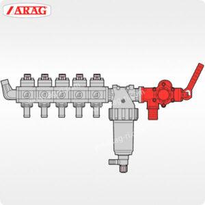 Главный ручной клапан регулятора 471 схема