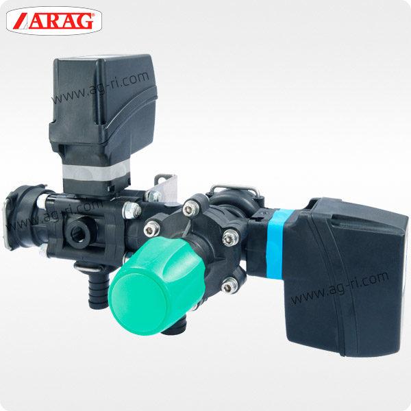 Главный и пропорциональный клапаны Arag 871 863