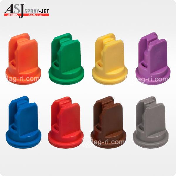Компактный инжекторный распылитель ASJ CFA все цвета