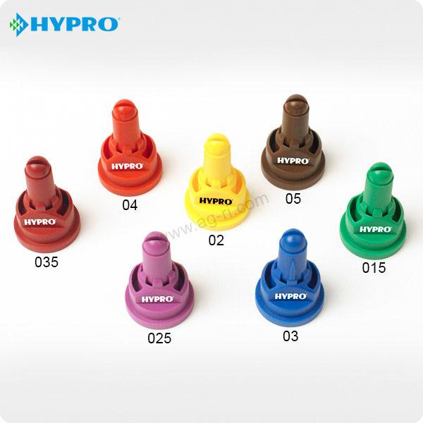 Инжекторный распылитель HYPRO GA110 все цвета