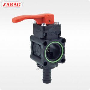 Ручний секційний клапан Arag 463051