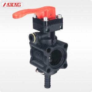 Ручной секционный клапан Arag 463061 с компенсатором