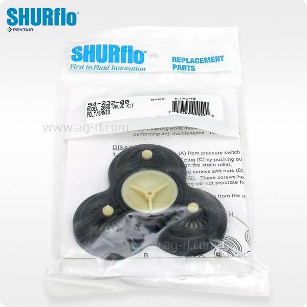 Клапаны shurflo 94-232-00