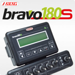 Компьютер ARAG BRAVO-180s для управления опрыскивателем полевым