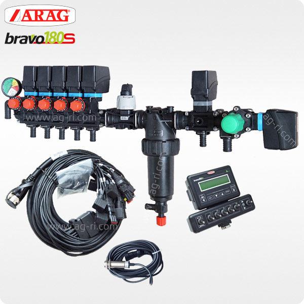 Компьютер ARAG BRAVO-180s комплект