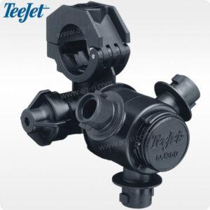 Корпус форсунки Teejet QJ360C на трубу (3 распылителя)
