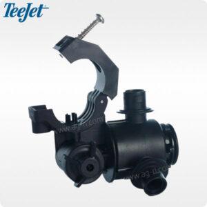 Корпус форсунки Teejet Qj360C на трубу сбоку
