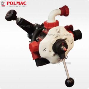 Кран миксера Polmac Compact 35 опрыскивателя