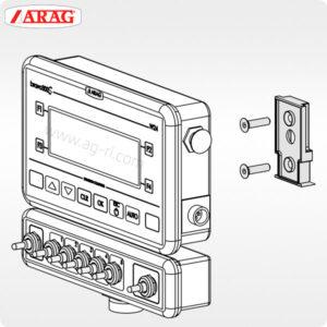 Кронштейн монитора ARAG BRAVO 180S пример