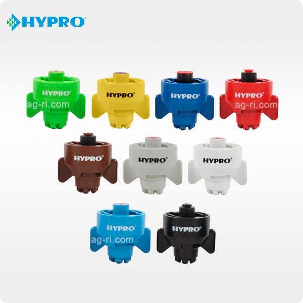 Крупнокапельный распылитель Hypro ESI для внесения кас все цвета