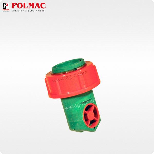 Крыльчатка (турбина) расходомера Polmac Rapid Check 41302099