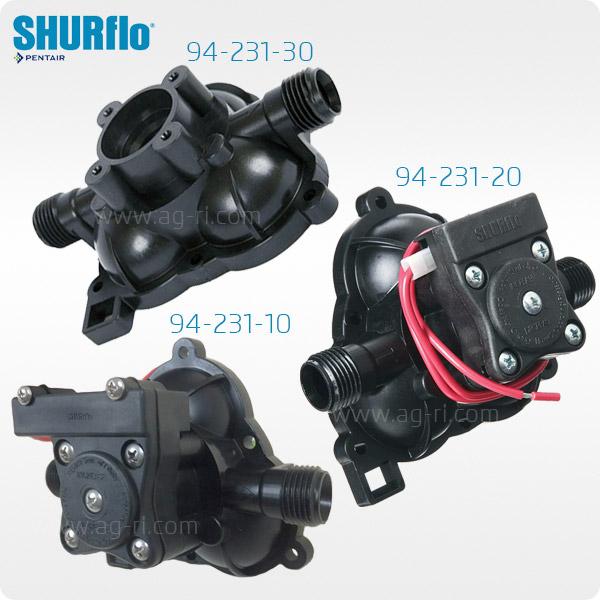 Крышка Shurflo 94-231-10-20-30