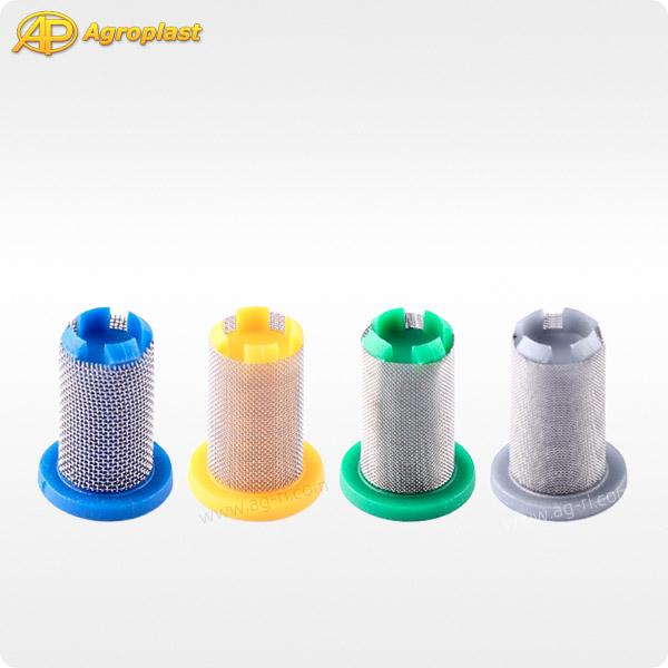Маленький метал фильтр форсунки Agroplast