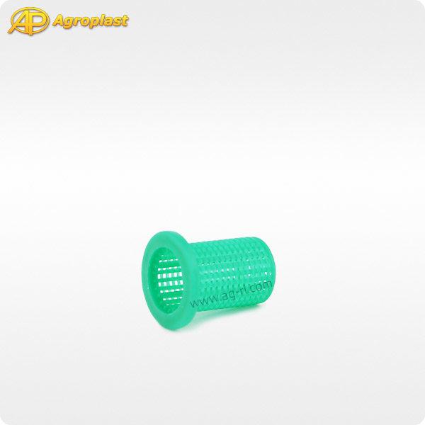 Маленький фильтр 08 форсунки Agroplast зелёный