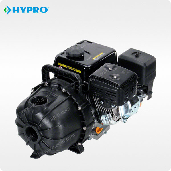 Мотопомпа для перекачування КАС Hypro 1542P-65SP пластик