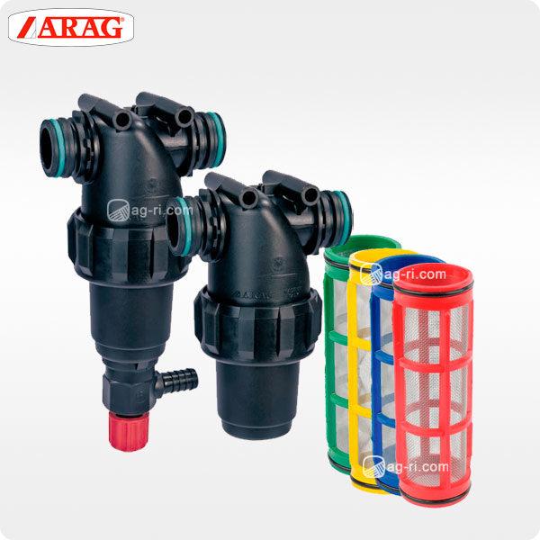 напорный линейный фильтр arag вилка т4 фильтроэлементы