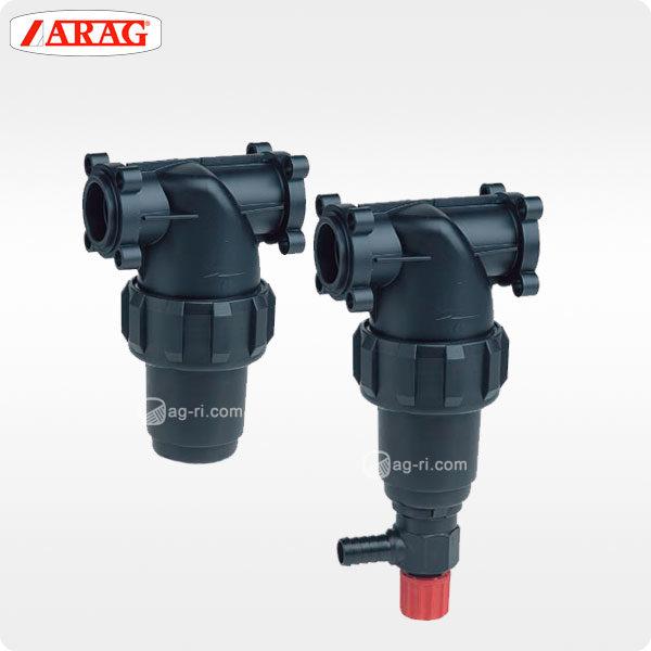 Напорный линейный фильтр arag 322 фланец два варианта