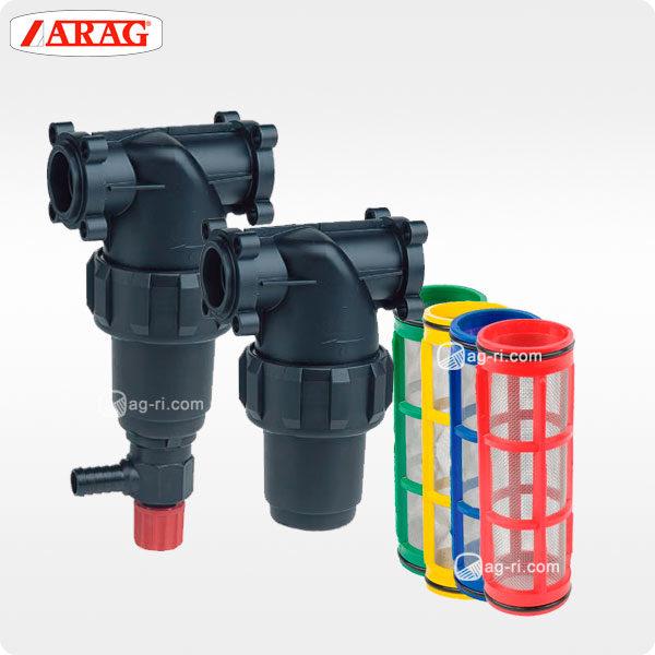 Напорный линейный фильтр arag 322 фланец фильтроэлементы