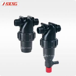 Напорный линейный фильтр arag 322-4 наружная резьба два варианта