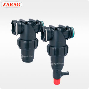 Напорный линейный фильтр arag 322 под вилку т5 два варианта