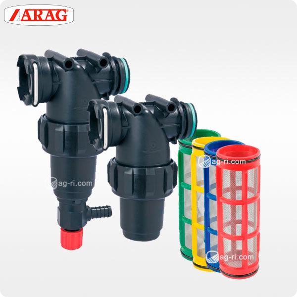 Напорный линейный фильтр arag 322 под вилку т5 фильтроэлементы