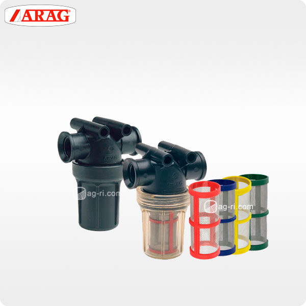 Напорный линейный фильтр arag 324-0 сетки