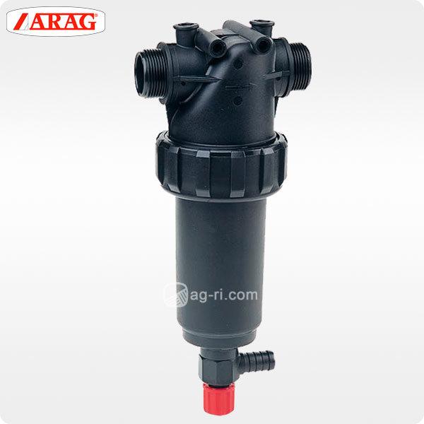 напорный большой фильтр arag 326-2 самоочистка