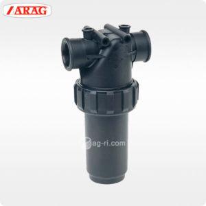 Напорный фильтр 328-2 Arag с наружной резьбой без слива