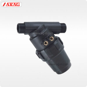 Напорный фильтр Arag серии 323 наружная резьба