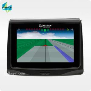 навигатор для трактора курсоуказатель Система параллельного вождения Hexagon Ti5 перед