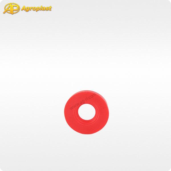 Прокладка 08 красная колпачка форсунки Agroplast 2