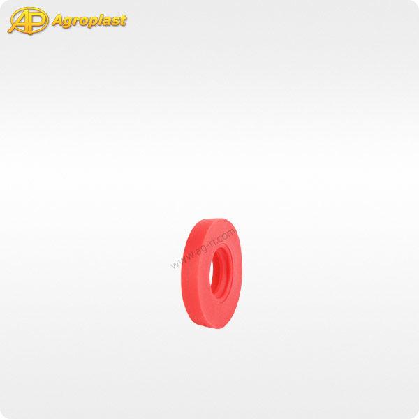 Прокладка 08 красная колпачка форсунки Agroplast