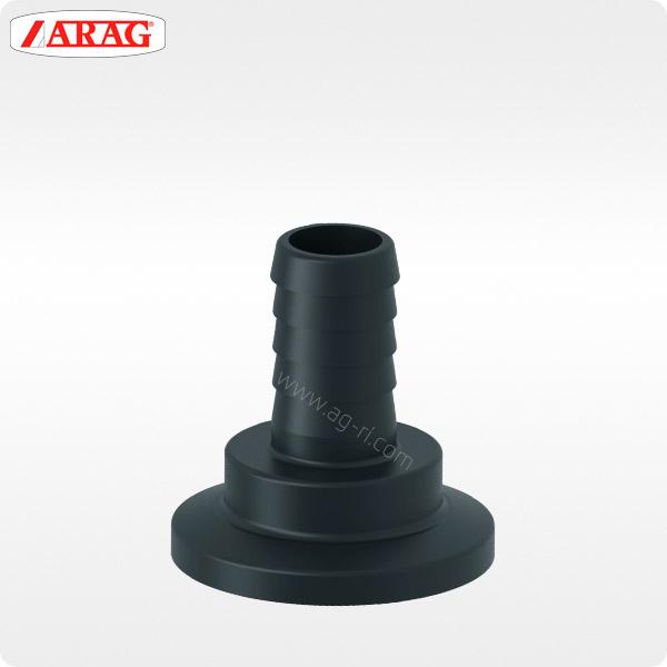 Прямой штуцер Arag фланцевое соединение