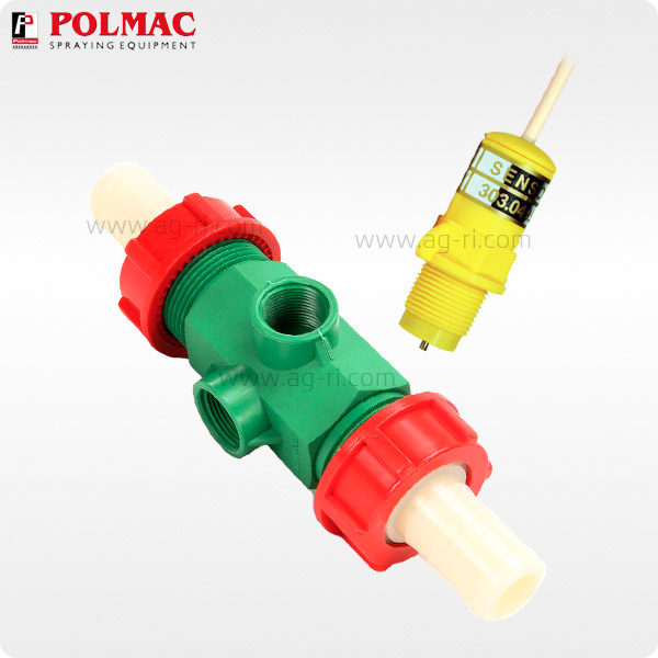 Расходомер с сенсором 1 1/4 Polmac