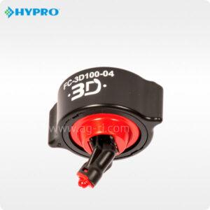 Універсальний розпилювач Pentair Hypro 3D