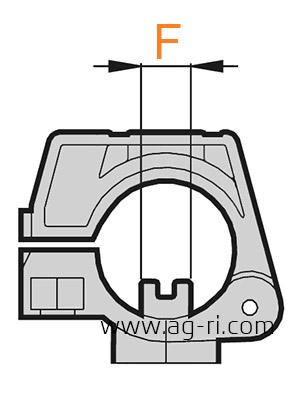 Размеры посадочного места кольца