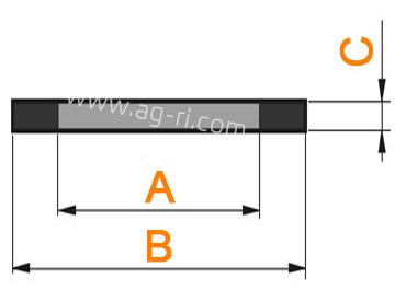Размеры прокладка фланец камлок араг
