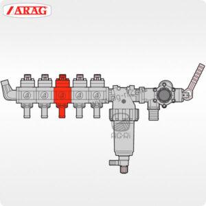 Регулятор arag 4711 секція