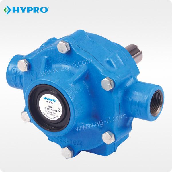 Роликовый насос Hypro 7560C на опрыскиватель